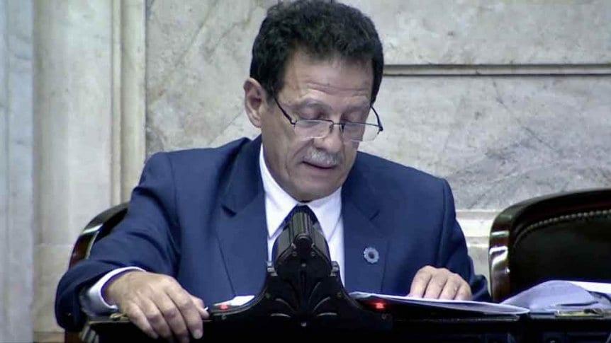 Más Contagios En La Política El Diputado Nacional Julio