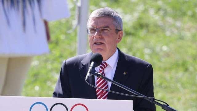"""Thomas Bach, presidente del COI: """"No quiero que los Juegos Olímpicos sean a puertas cerradas"""""""