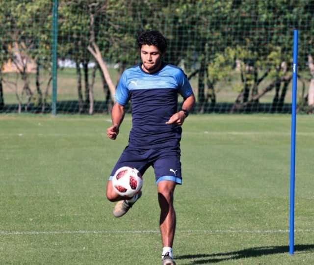 Rojas no pudo volar a Buenos Aires, con la mira en la vuelta de River a los entrenamientos