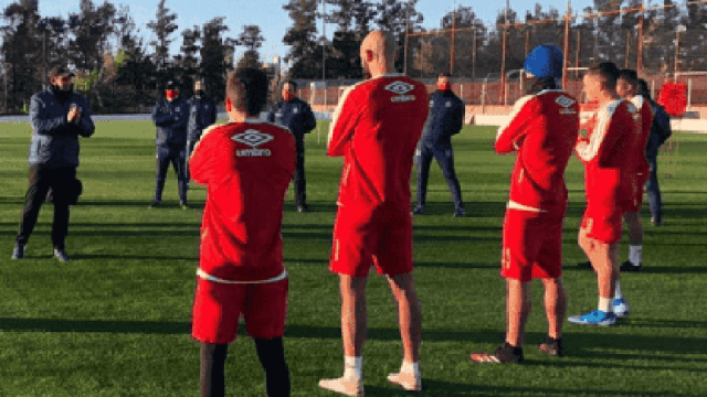 Argentinos Juniors volvió a los entrenamientos - TyC Sports