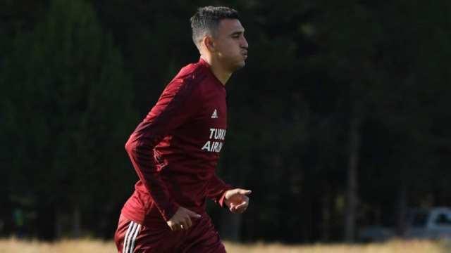 River: Matías Suárez ya está en Ezeiza