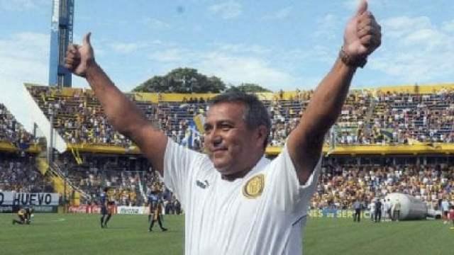 Central quiere sumar a Omar Palma al proyecto futbolístico
