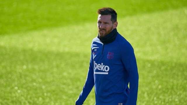 Messi se presentará a entrenar el próximo lunes en Barcelona