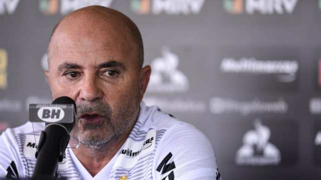 "Sampaoli: ""Fuimos muy superiores a San Pablo"""