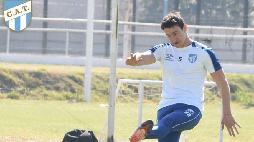 Atlético Tucumán pierde a Nicolás Aguirre de cara al inicio de la temporada