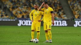 Five positives for coronavirus in Ukraine a day before facing Germany for the Nations League