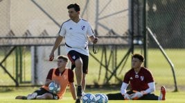 River: Gallardo plans to repeat the team against Athletico Paranaense for the Copa Libertadores