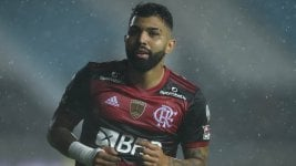 Gabigol accelerates with his recovery to reach a rematch with Racing