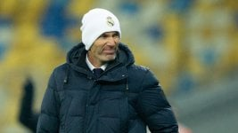 Alarm in Real Madrid!  Zidane, absent and isolated after the positive of Covid-19 of a relative
