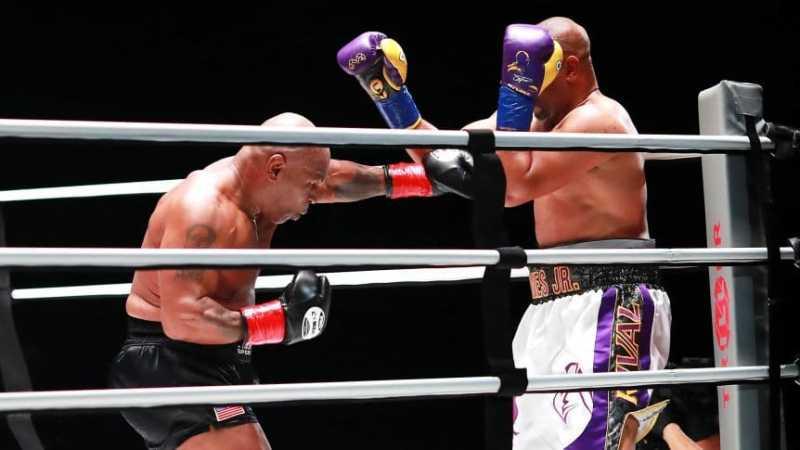 Tyson Jones 2020 boxeo