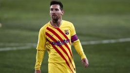 Messi reached 300 assists in Barcelona and could take a record from Xavi