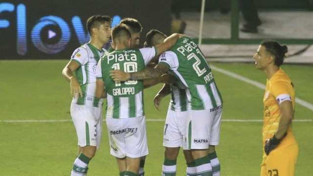 Banfield goleó a San Lorenzo y se metió en la final ante Boca - TyC Sports