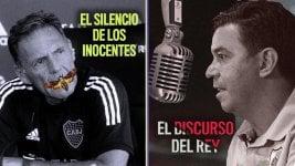 Gallardo Vs Russo: River swept the market, did Boca fall asleep?