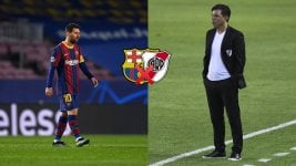 Gallardo refused to coach Barcelona the year Messi voted for him