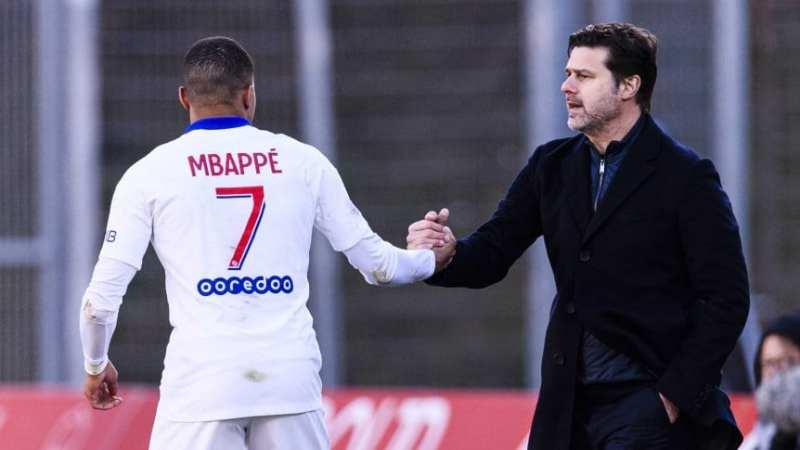 El plan de Pochettino para retener a Mbappé en PSG - TyC Sports