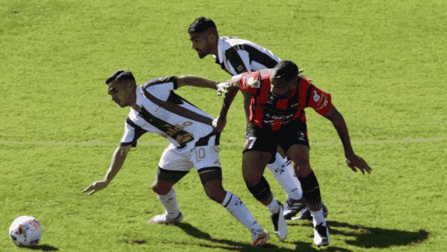 Patronato dejó sin chances a Sarmiento en la Copa LPF - TyC Sports