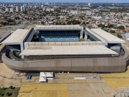 Estadios de la Copa América 2021.