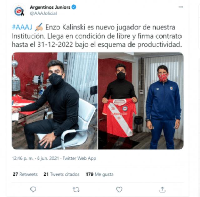 TW Argentinos