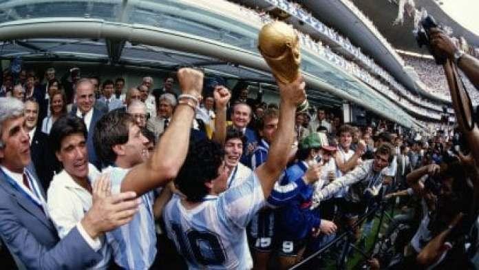 Selección Argentina-Alemania Federal, por la Copa del Mundo de México 1986: resumen, goles y más