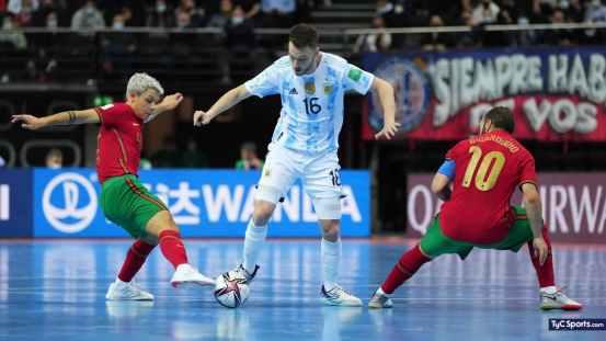 La selección portuguesa se proclama campeona del mundo