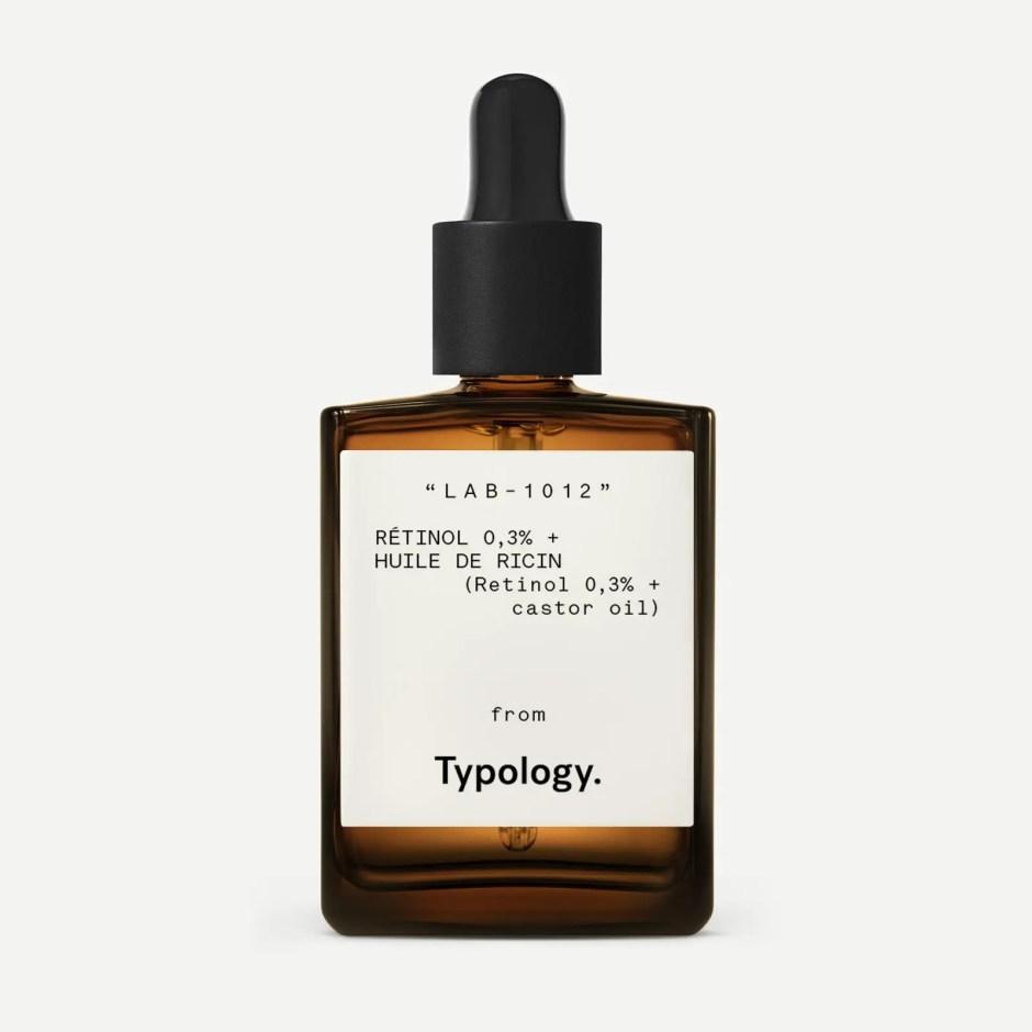 Typology Retinol 0.3% + Castor Oil