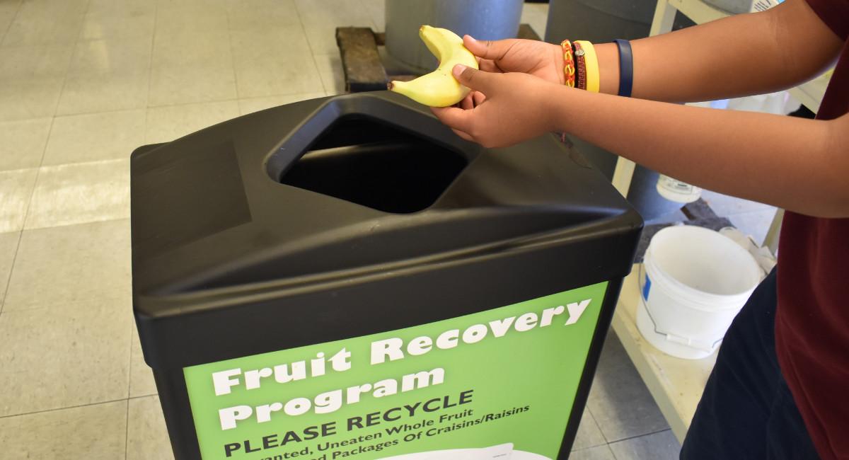 回收再利用 珍惜食物不浪費 - 慈濟美國中文網