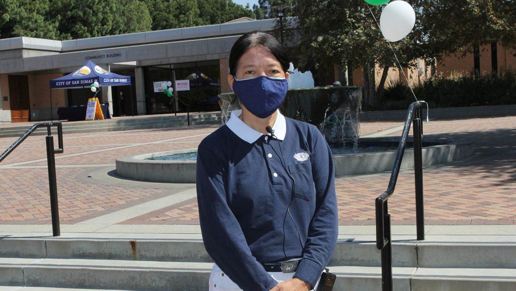 聖諦瑪斯健康博覽會 用遊戲推廣環保蔬食 - 慈濟美國中文網