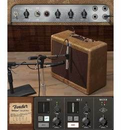 get all the bloom chime and grind of leo fender s most iconic amplifier  [ 1280 x 910 Pixel ]
