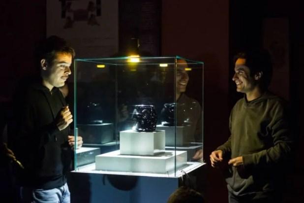 La película Museo