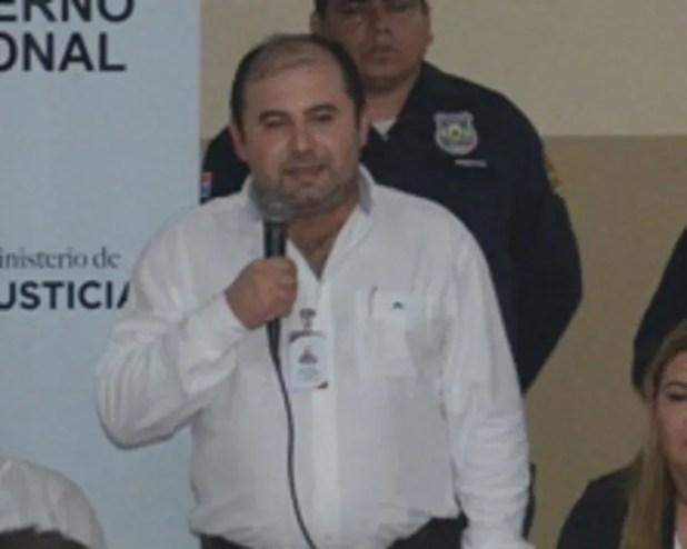 Wilfrido Victoriano Quintana Parodi se desempeñaba al frente de la Penitenciaría Regional de San Pedro .
