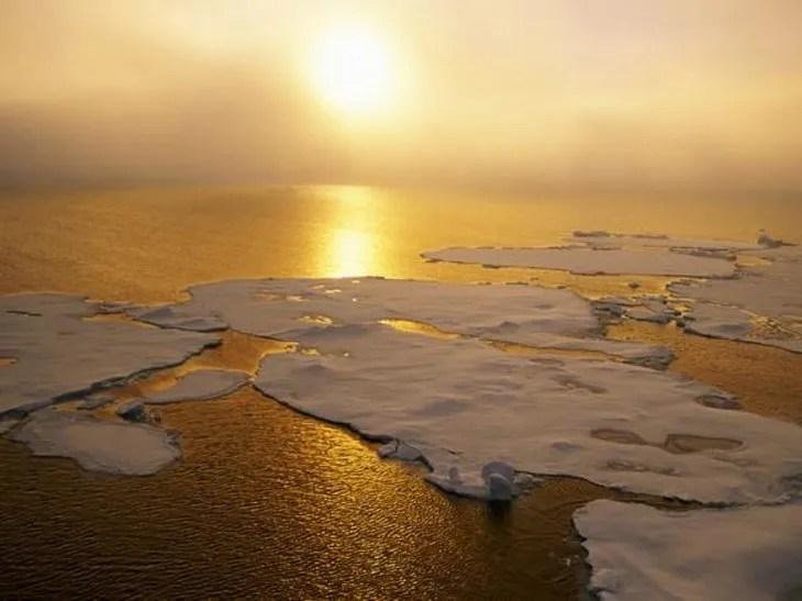 El calentamiento global representa impactos peligrosos para la humanidad.