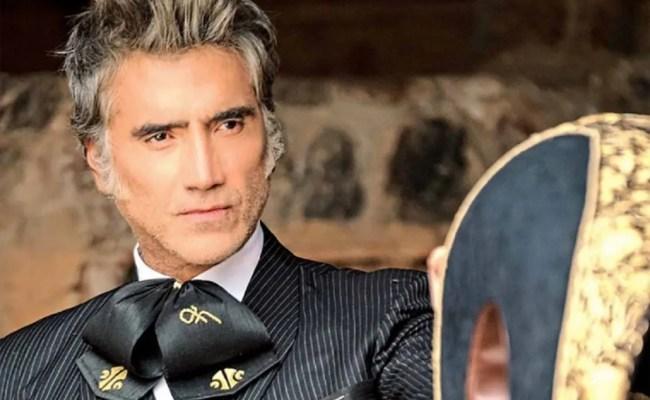 Alejandro Fernández Lanza Su Nuevo Disco Hecho En México