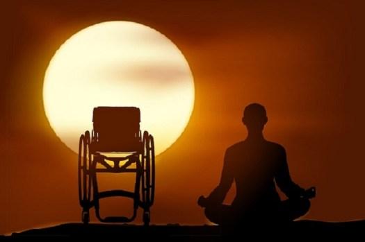 yoga rulle invacare