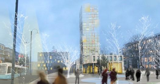 Göteborg under byggtiden
