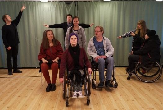 Teater Kattma och deras skådisar