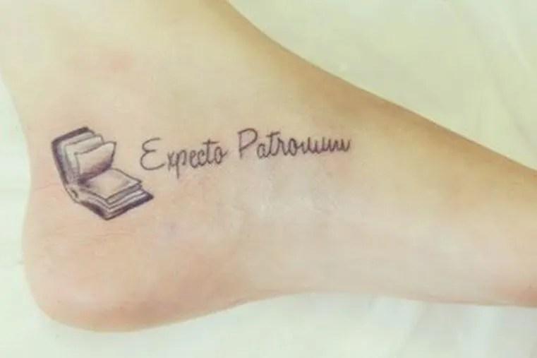 Tatuajes Mágicos Inspirados En La Saga De Harry Potter