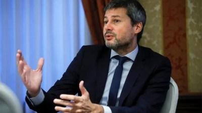 """Matías Lammens, ministro de Turismo, fue quien dio a conocer que se reeditará el """"Previaje""""."""