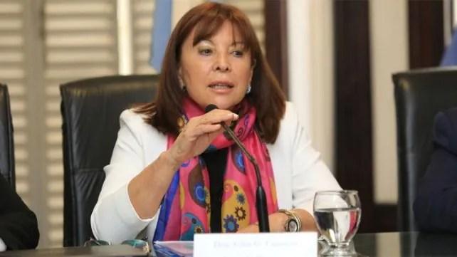 Prostitución. La jueza Lilia Carnero homologó el acuerdo