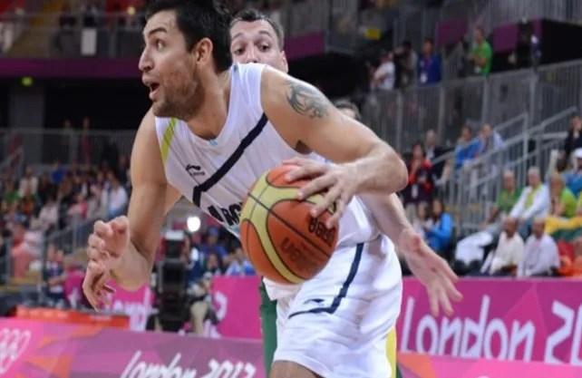 El básquet es algo muy importante en mi día, apuntó Carlos Delfino.