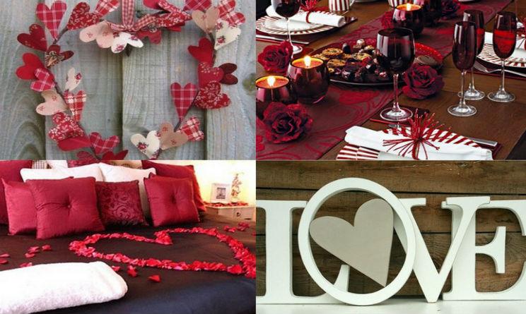 San Valentino 2015 Come Decorare La Vostra Casa Per Una