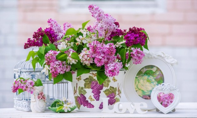 Idee fai da te per decorare casa il dcoupage  la scelta ideale per risparmiare e rinnovare la