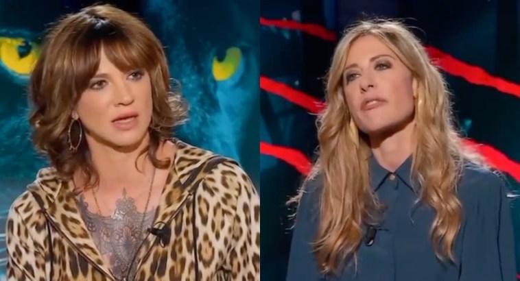 """""""Belve"""", Asia Argento scontro con Francesca Fagnani: «Lei è una rompipa**e, una tignosa»"""