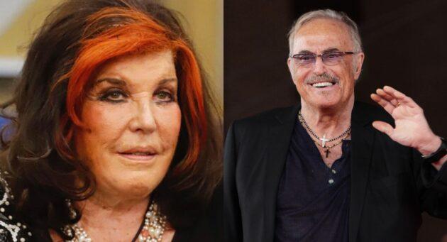 Patrizia De Blanck e Franco Califano si sono amati: spuntano lettere private