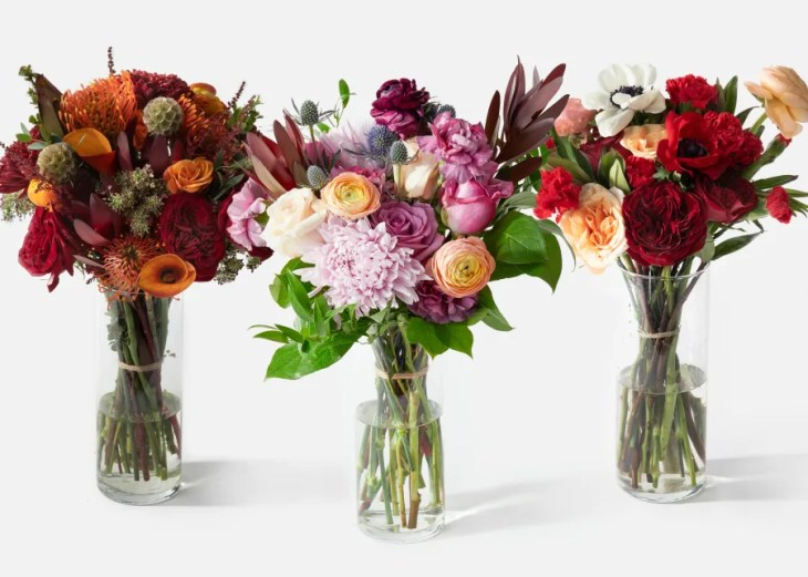 Fresh Flower Subscription Box from Urban Stems