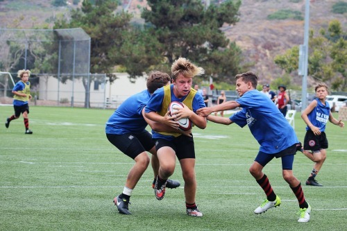Nike Rugby Camps 2