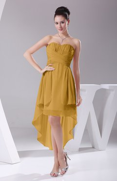 gold color special occasion