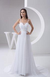 White Inexpensive Bridal Gowns Maternity Elegant Open Back ...
