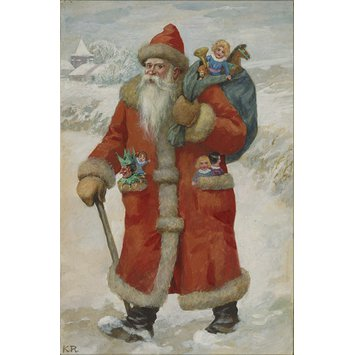 Father Christmas Rger K VampA Search The Collections