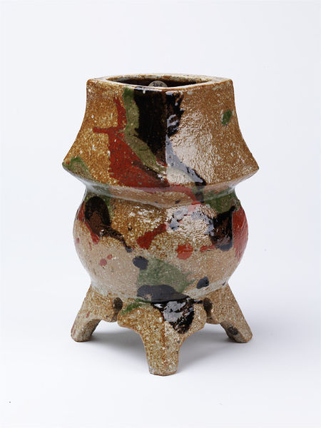 Vase  Kawai Kanjiro  VA Search the Collections