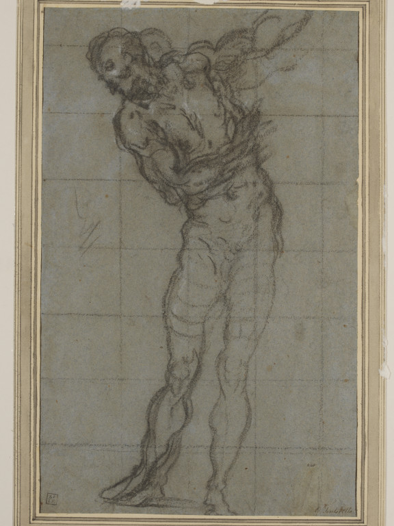 Drawing  Tintoretto Jacopo  VA Search the Collections